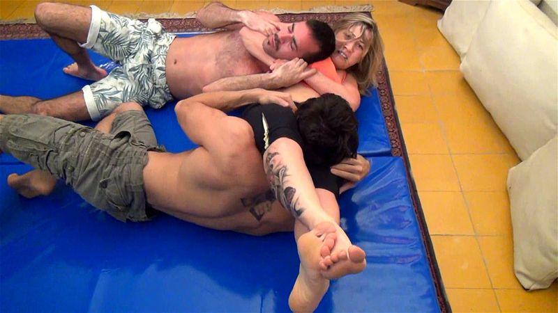 Hardcore Sex Mixed Wrestling