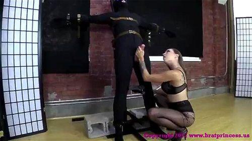 Sasha foxxx ruined orgasm femdom handjob