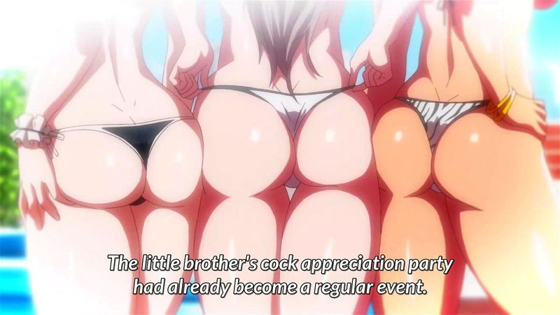 Sister hentai big Absorbed in