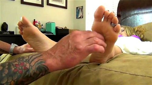 Pantyhose Feet Worship Pov