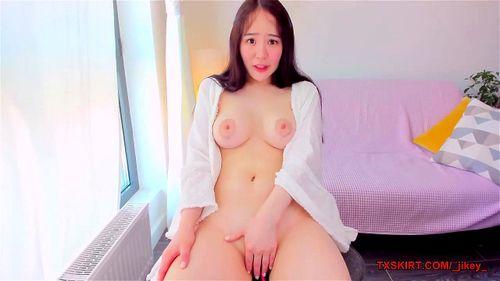 Horny angel with big nipples