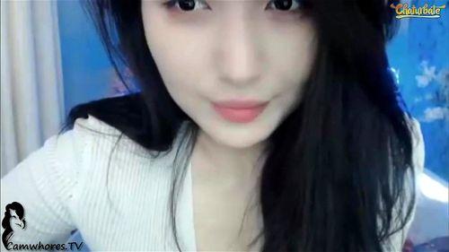 Little Asian babe Liraia webcam tease