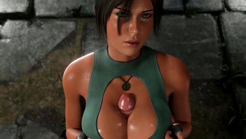 Croft hentai lara Lara Croft