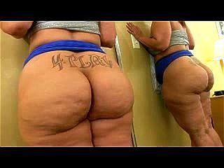 Big Butt Tease