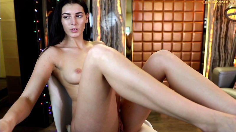 Lovely brunette Juyaxporn nude webcam show