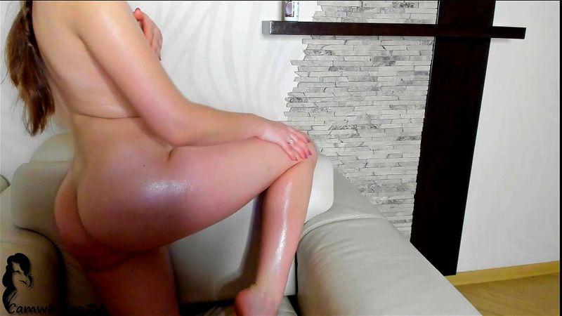 Pigtailed babe Opurel webcam show