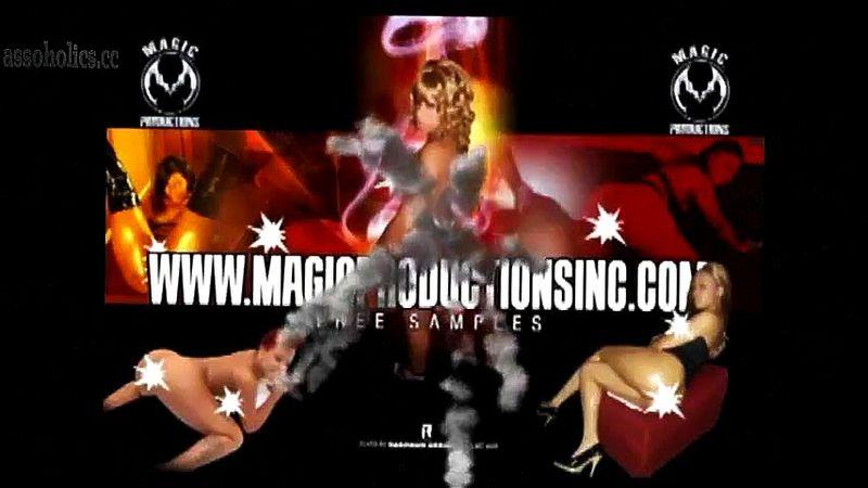 magic productions lesbian booty